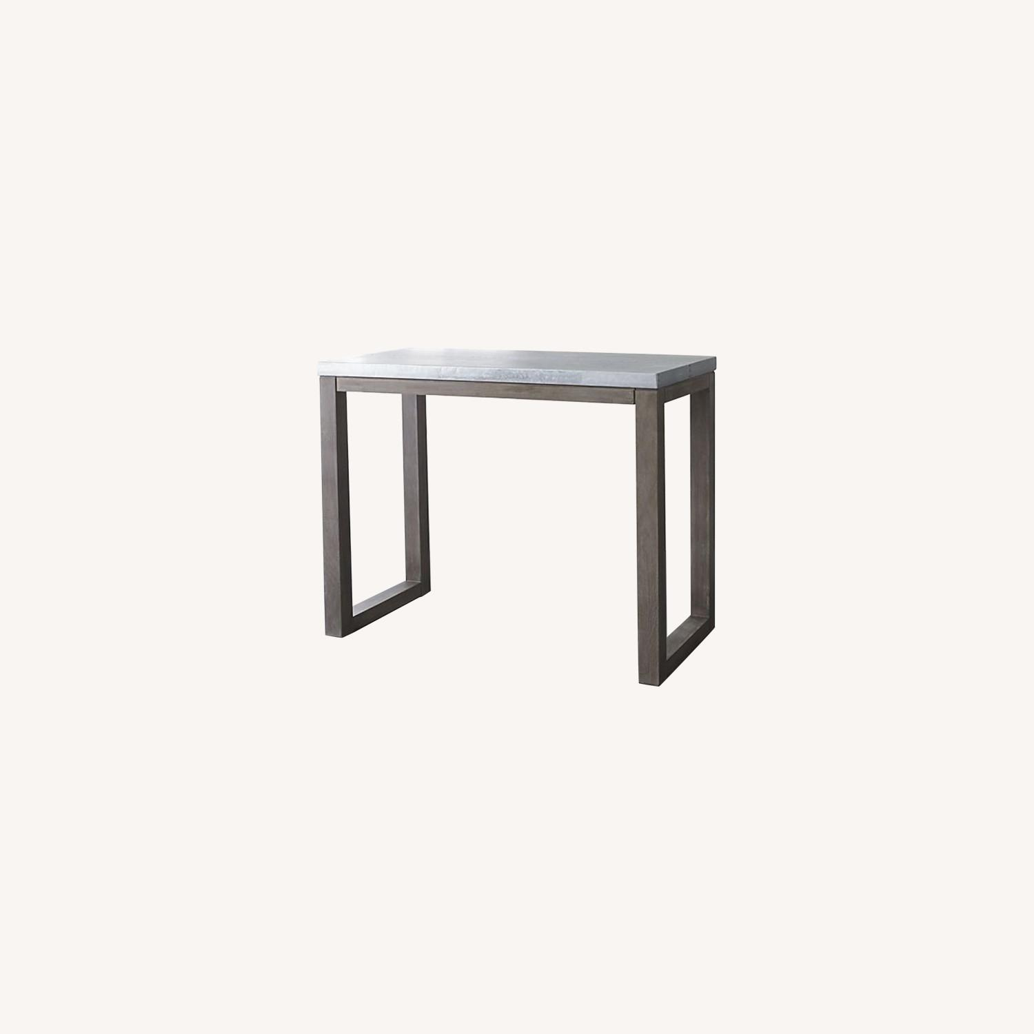 CB2 Industrial High Top Dining Table - image-0