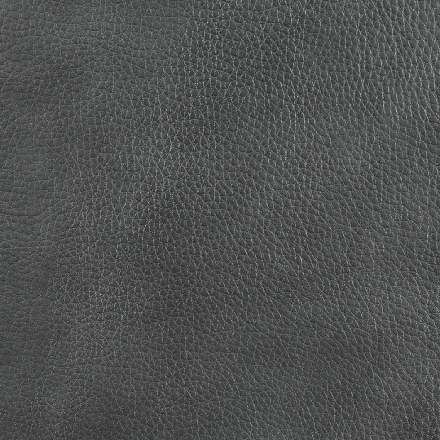 Power Sofa In Charcoal Top Grain Leather  - image-4