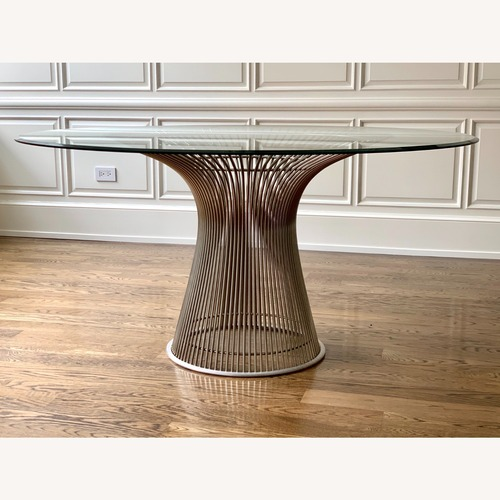 Used Design Within Reach Warren Platner Dining Table for sale on AptDeco