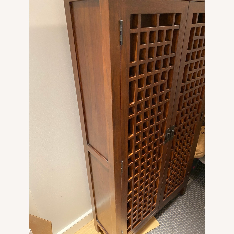 Room & Board Storage Cabinet - image-3