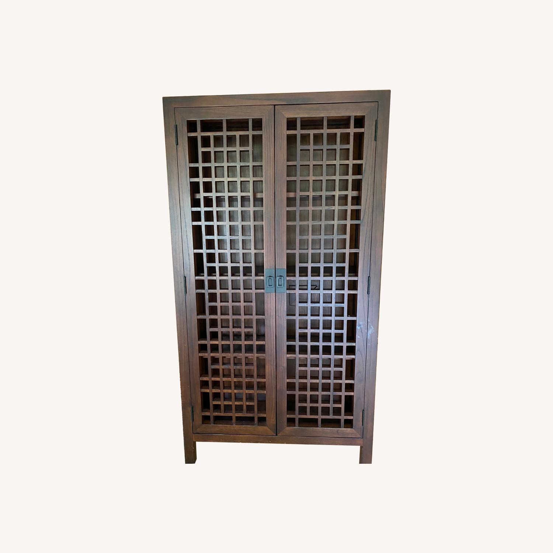 Room & Board Storage Cabinet - image-0