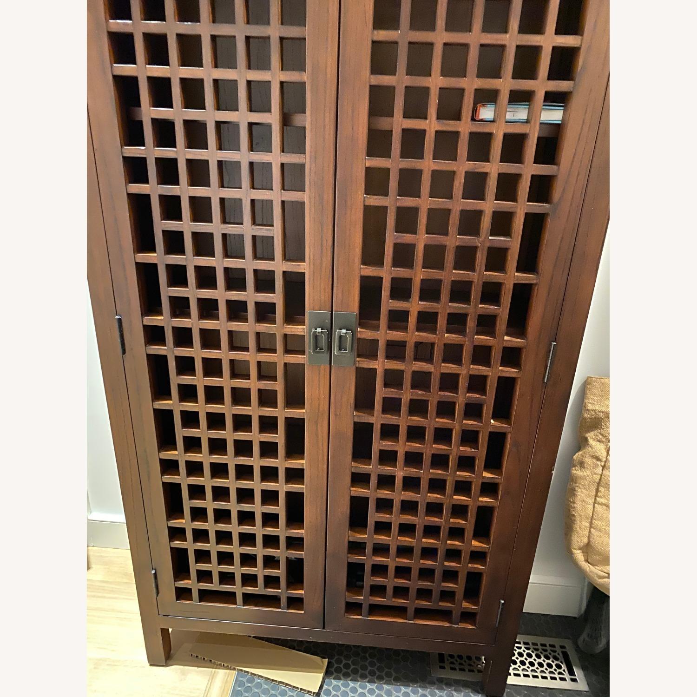 Room & Board Storage Cabinet - image-4