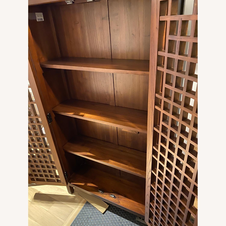 Room & Board Storage Cabinet - image-5