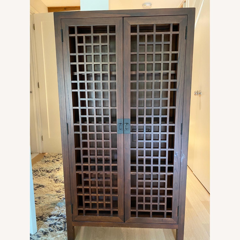 Room & Board Storage Cabinet - image-1