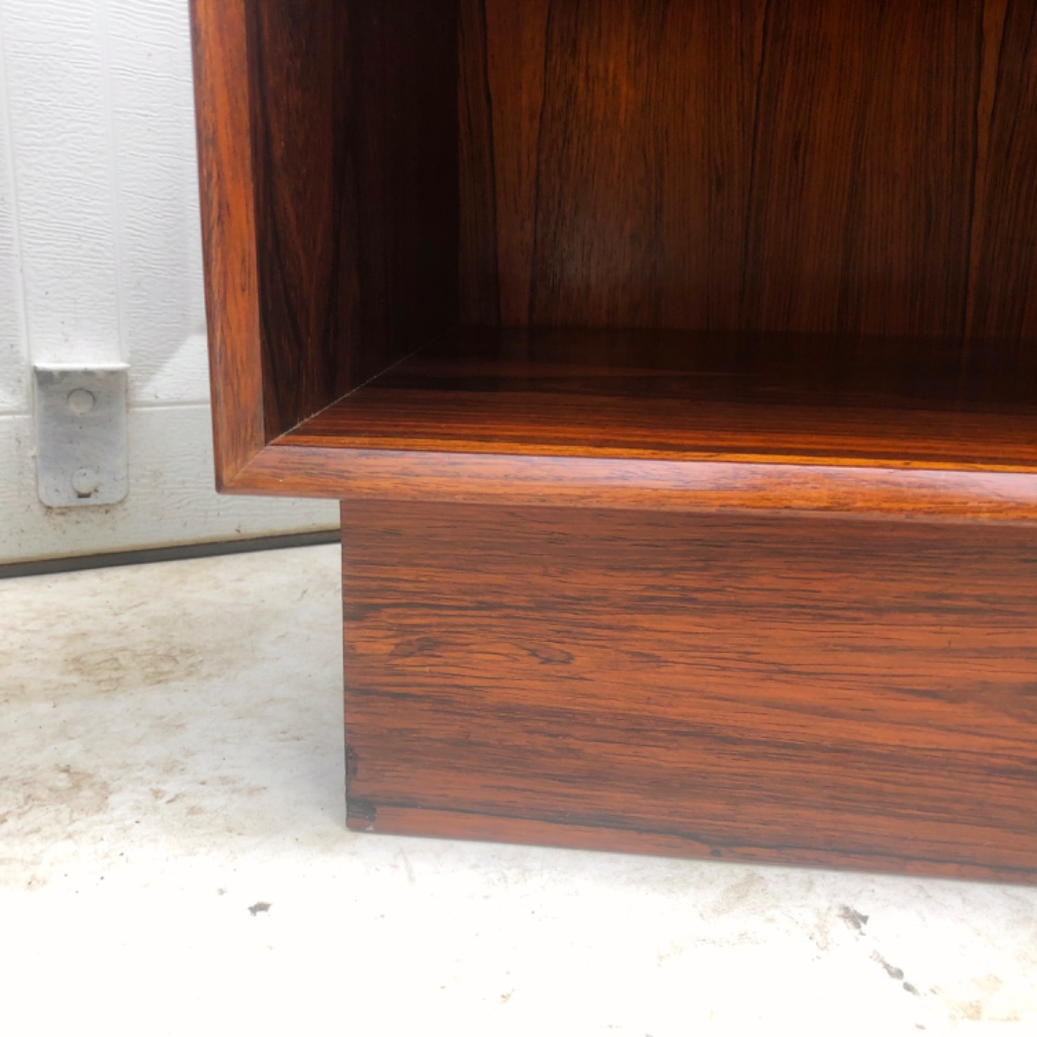 Mid-Century Rosewood Nightstands- a Pair - image-12