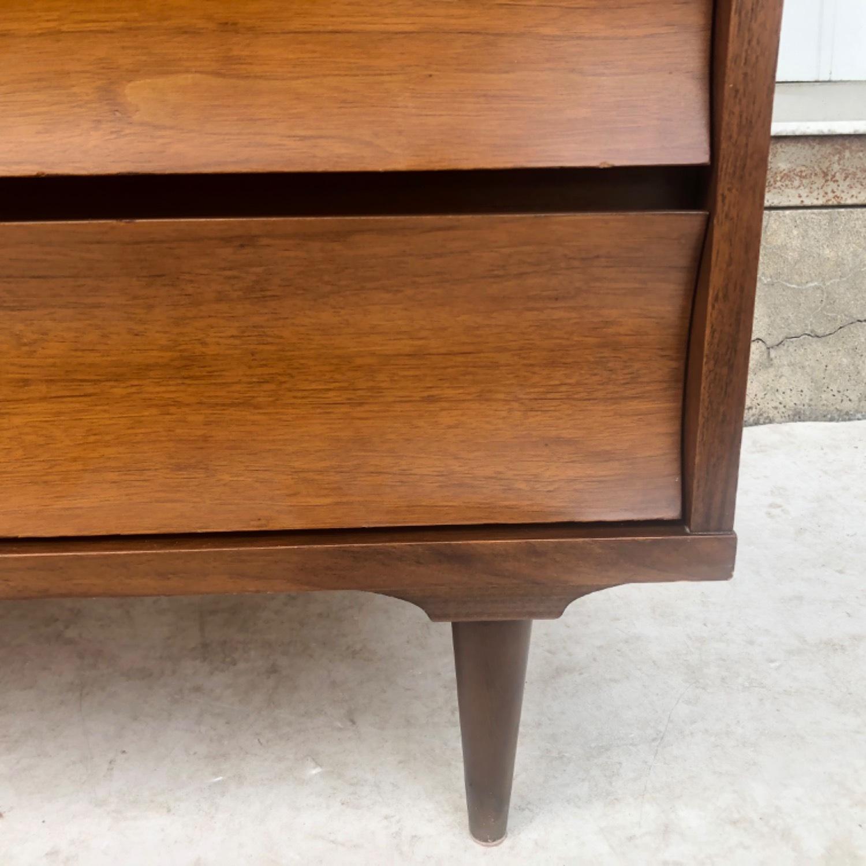 Mid-Century Highboy Dresser - image-11
