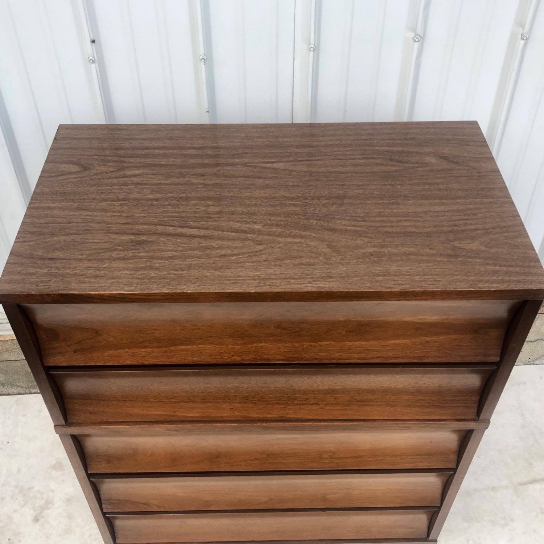 Mid-Century Highboy Dresser - image-3