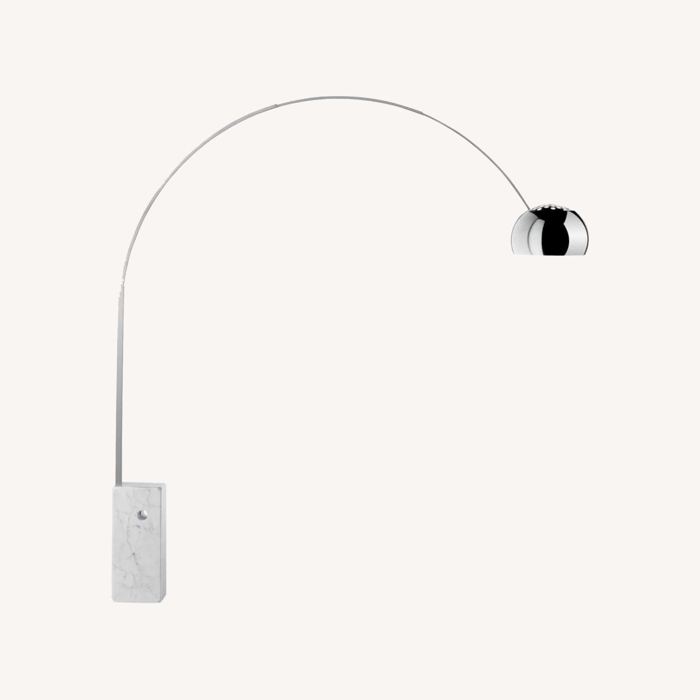 Arc Floor Lamp - image-0