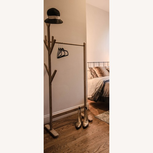 Used Urban Outfitters Clothes Rack for sale on AptDeco