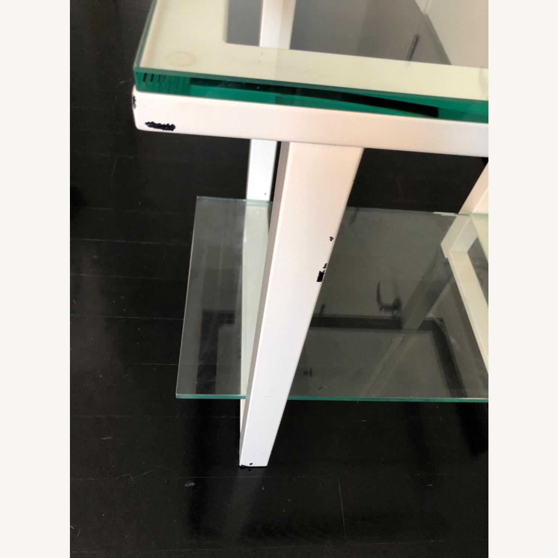 Crate & Barrel End Tables - image-2