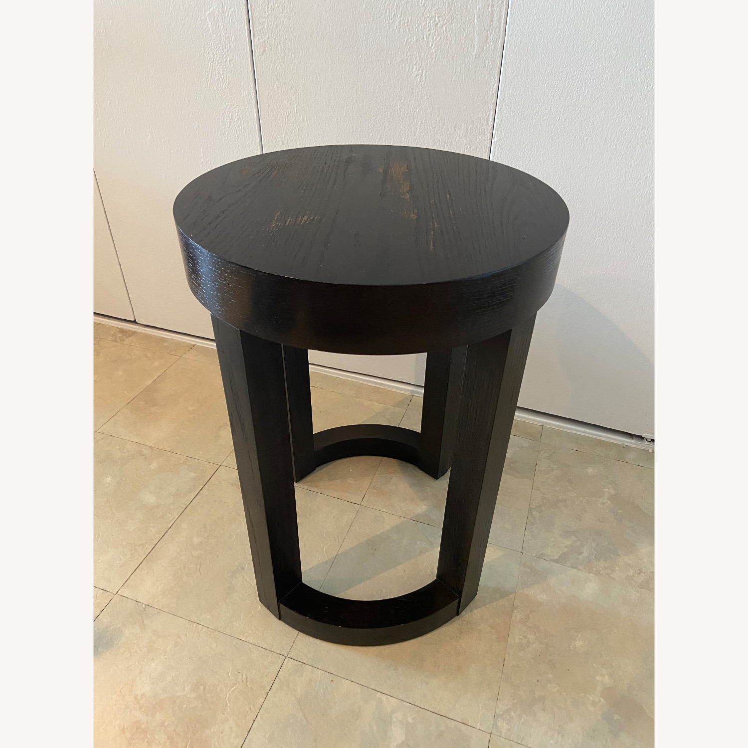 Wood Heavy Side Table - image-3