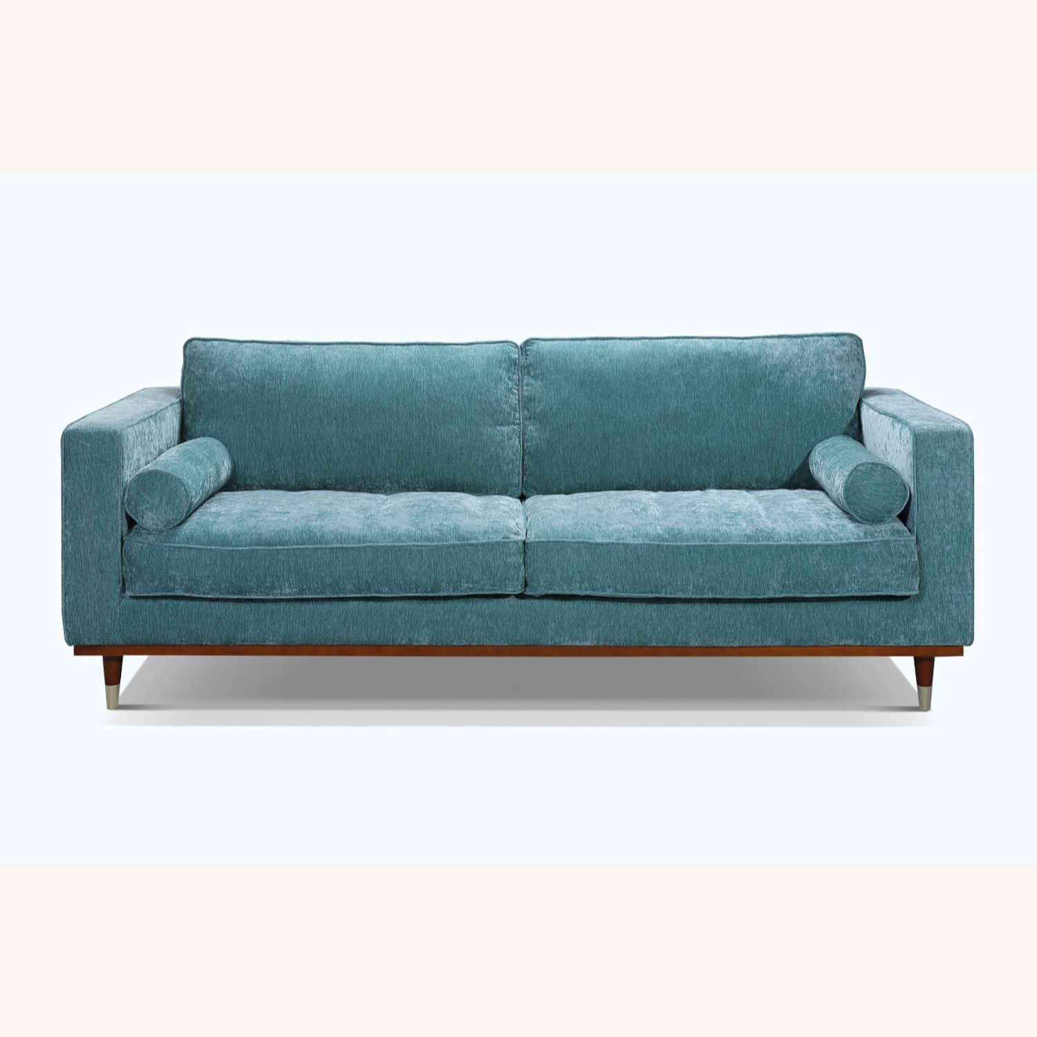 Brooklyn Space Introspect Mid-Century Modern Sofa - image-1