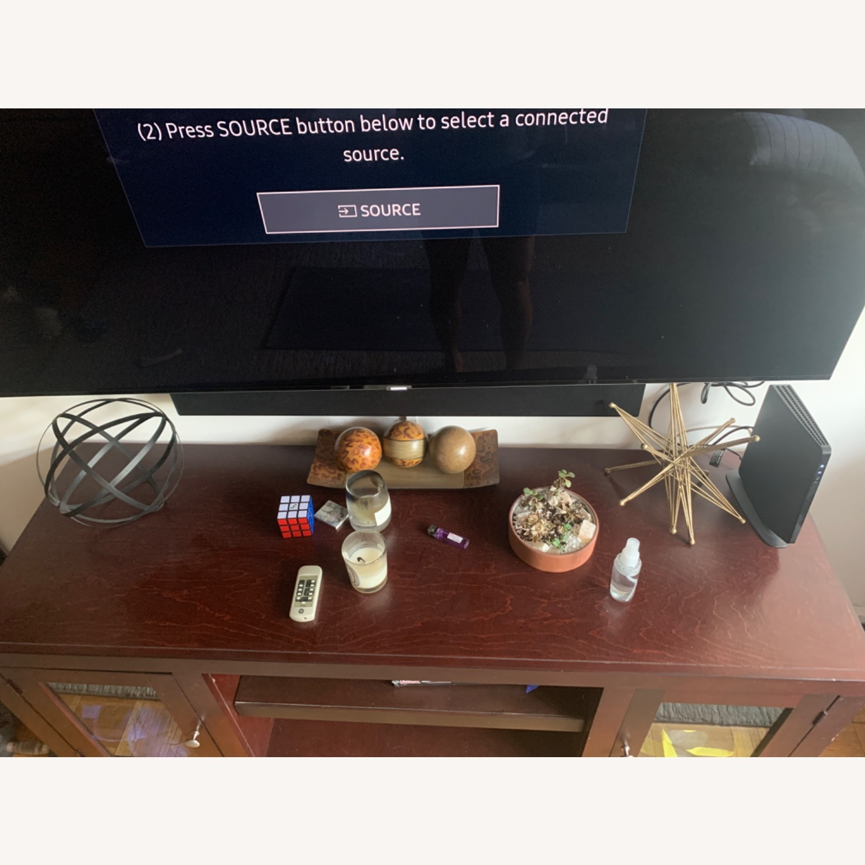 Raymour & Flanigan TV stand - image-3