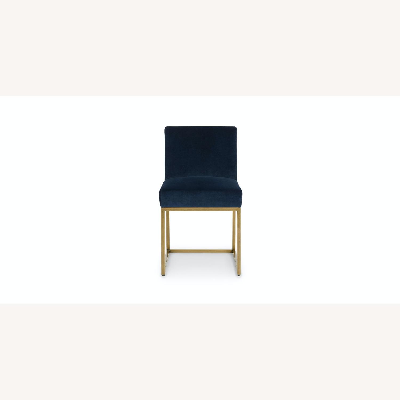 Article Blue Velvet Chair - image-2