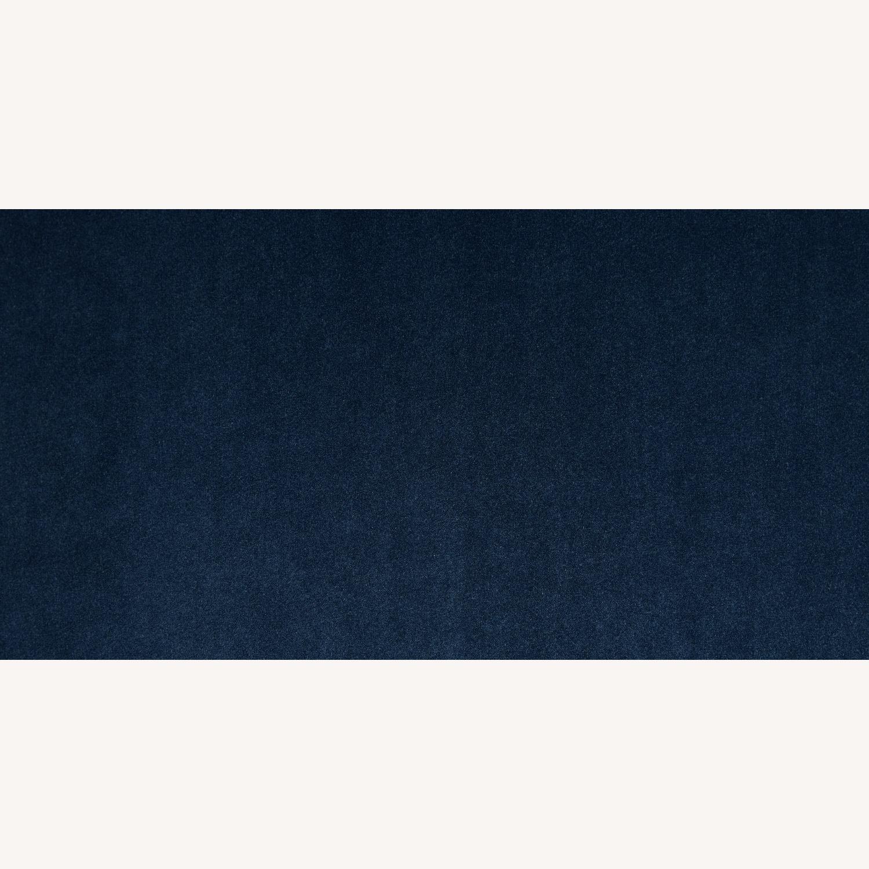 Article Blue Velvet Chair - image-5