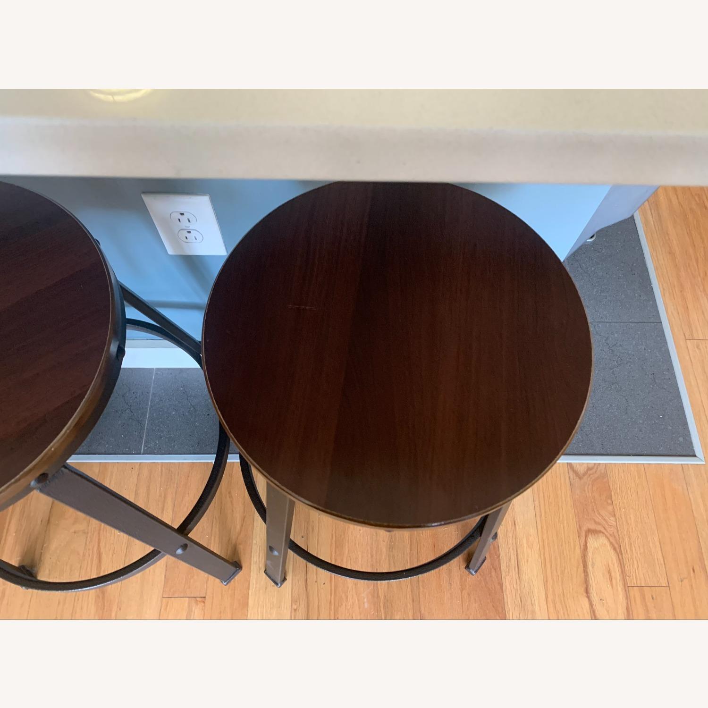 Target Lewiston Swivel Barstool, Adjustable - image-3