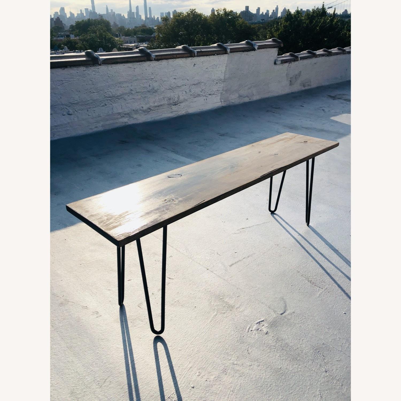 Handmade Coffee Table - Mid-Century Modern - image-2
