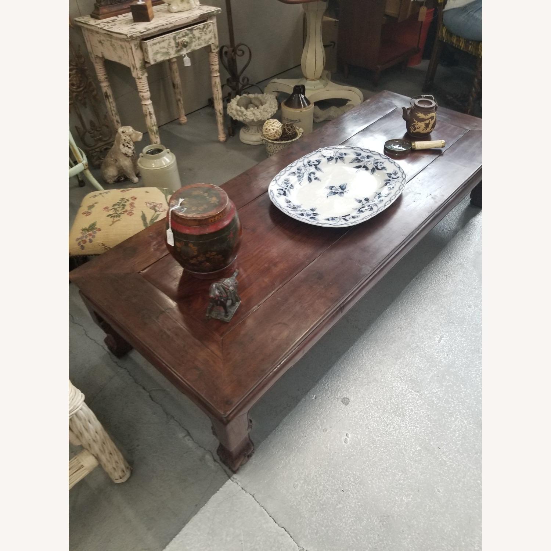 Rosewood Opium Table - image-4