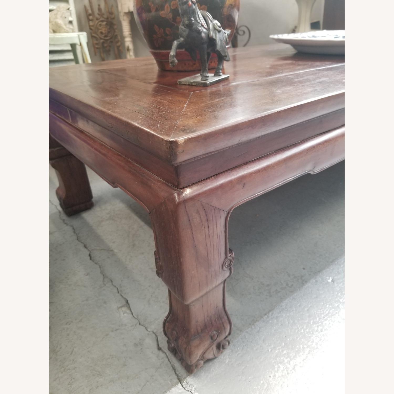 Rosewood Opium Table - image-3