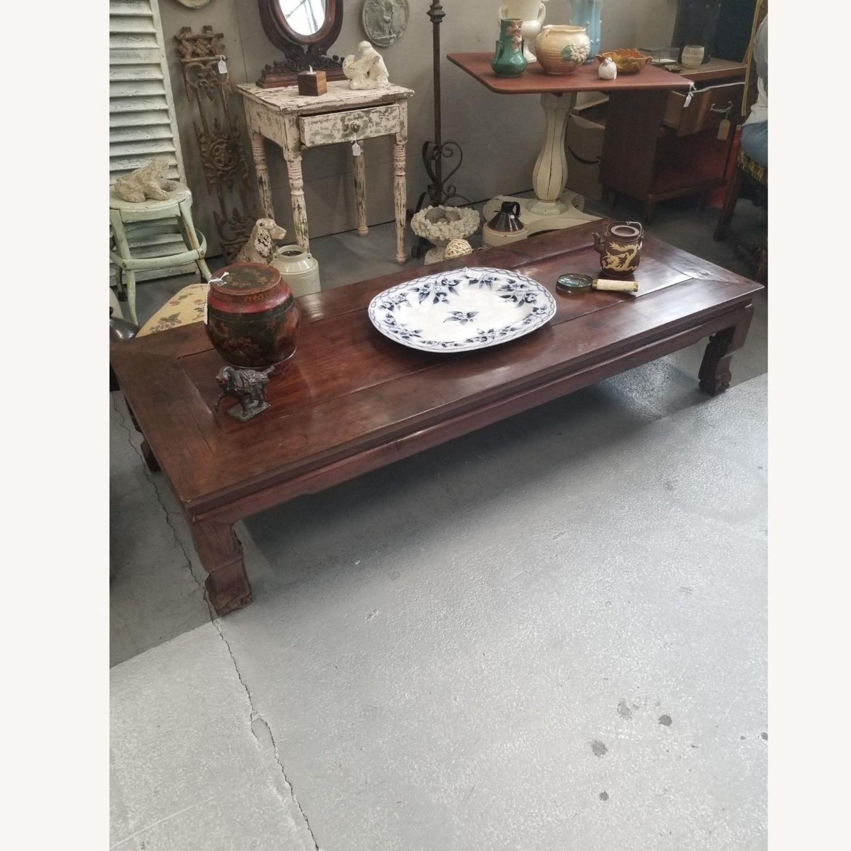 Rosewood Opium Table - image-1