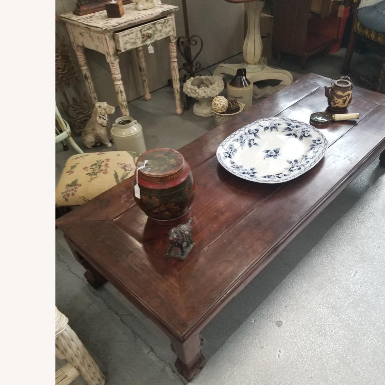 Rosewood Opium Table - image-2