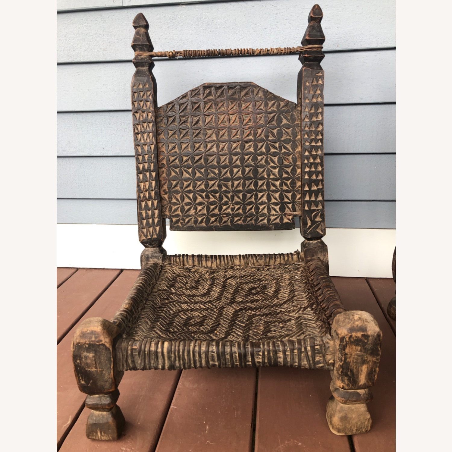 Tibetan Meditation Chair - image-1