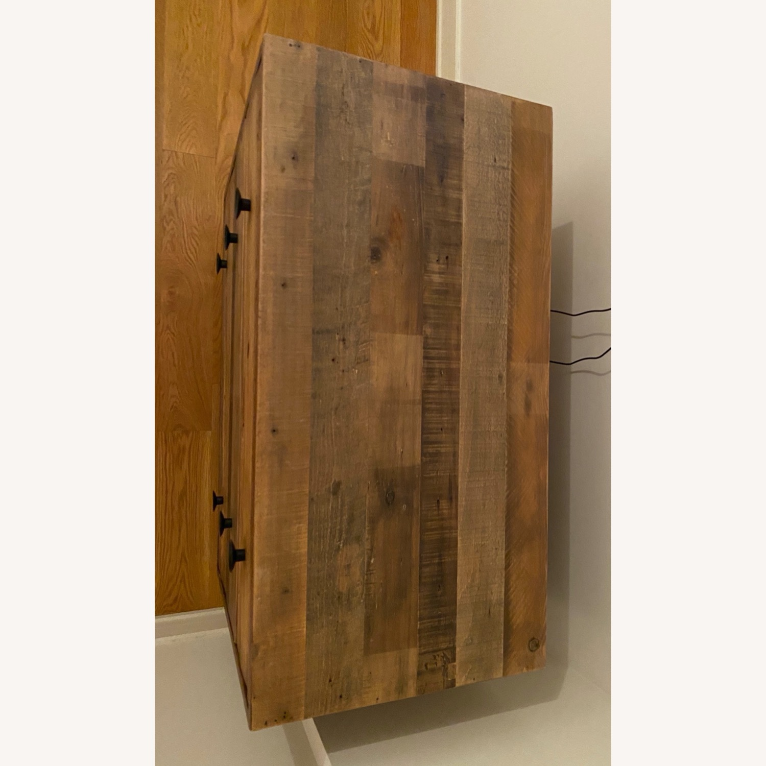 West Elm Reclaimed Wood 3-Drawer Dresser - image-4