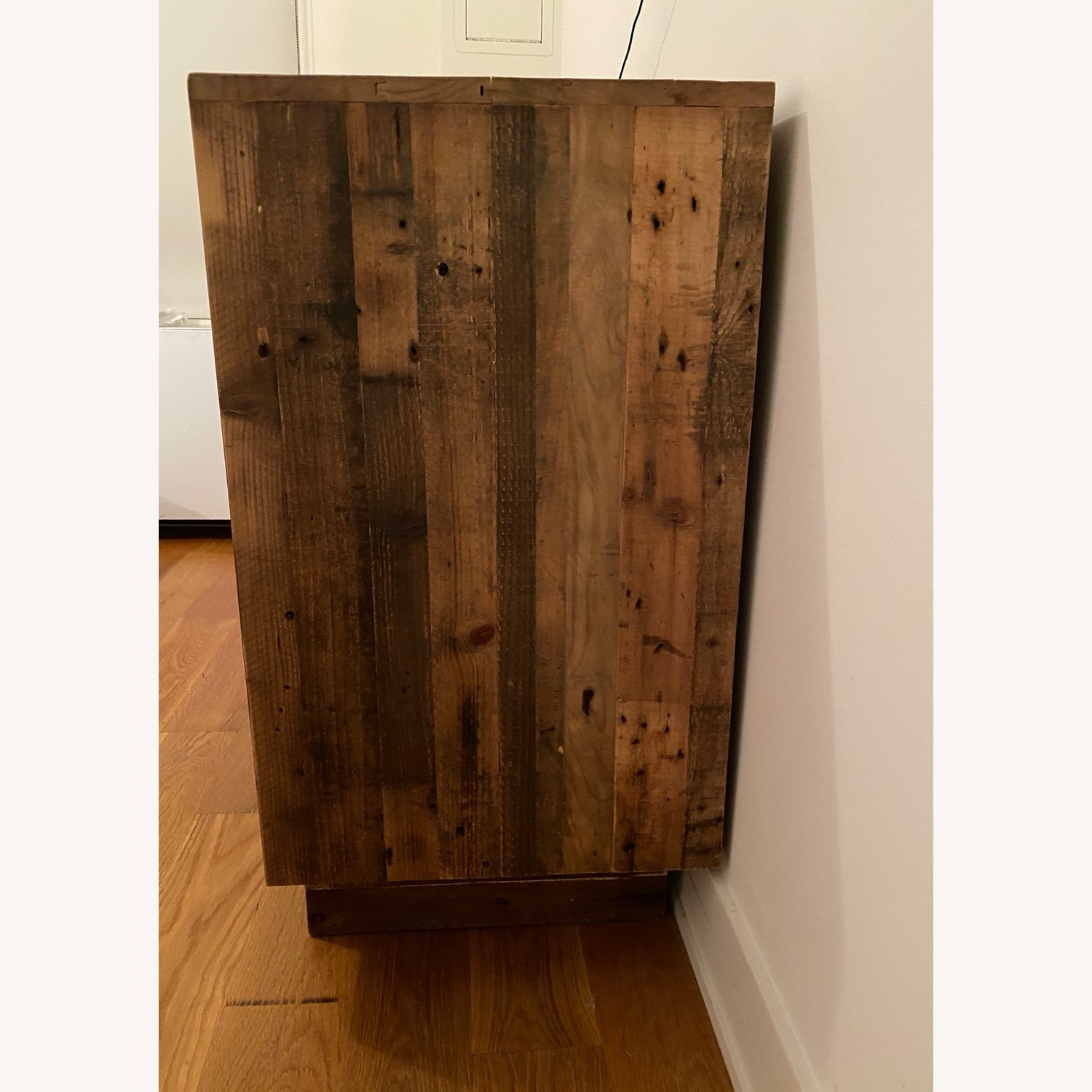 West Elm Reclaimed Wood 3-Drawer Dresser - image-2