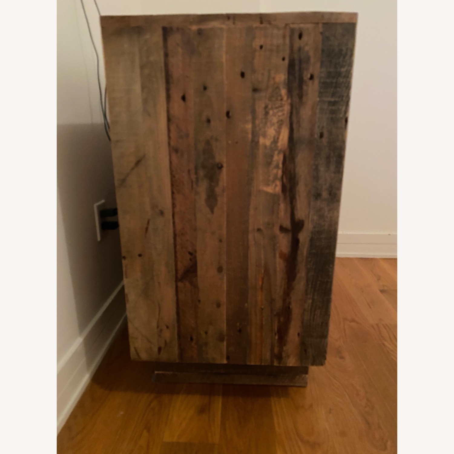 West Elm Reclaimed Wood 3-Drawer Dresser - image-3
