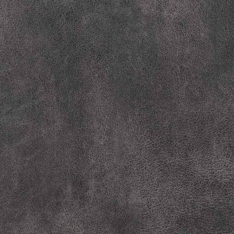 Power Recliner In Charcoal & Black Microfiber - image-5