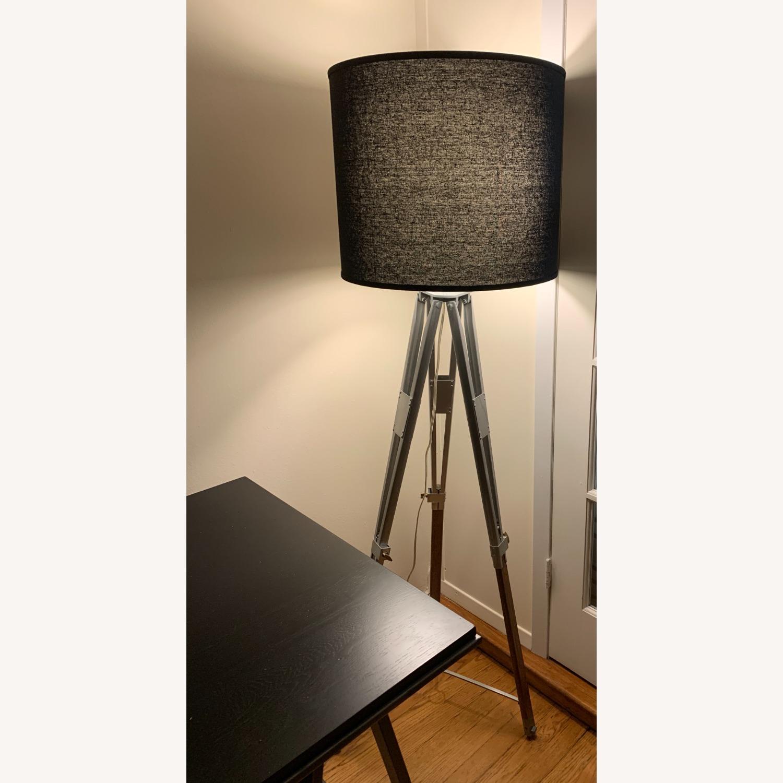 Pottery Barn Tripod Floor Lamp - image-4