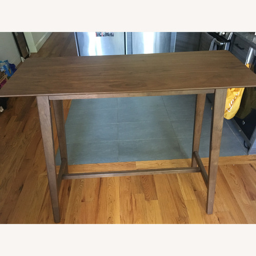 Used Target Mid-century style High Table for sale on AptDeco