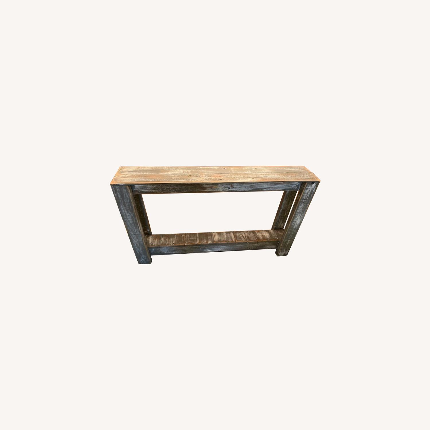 Narrow Console Table - image-0