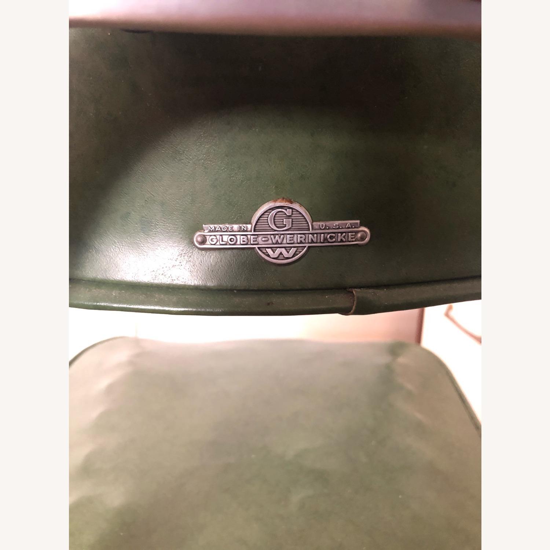 Globe-Wernicke Vintage MCM Metal Desk Chair - image-9