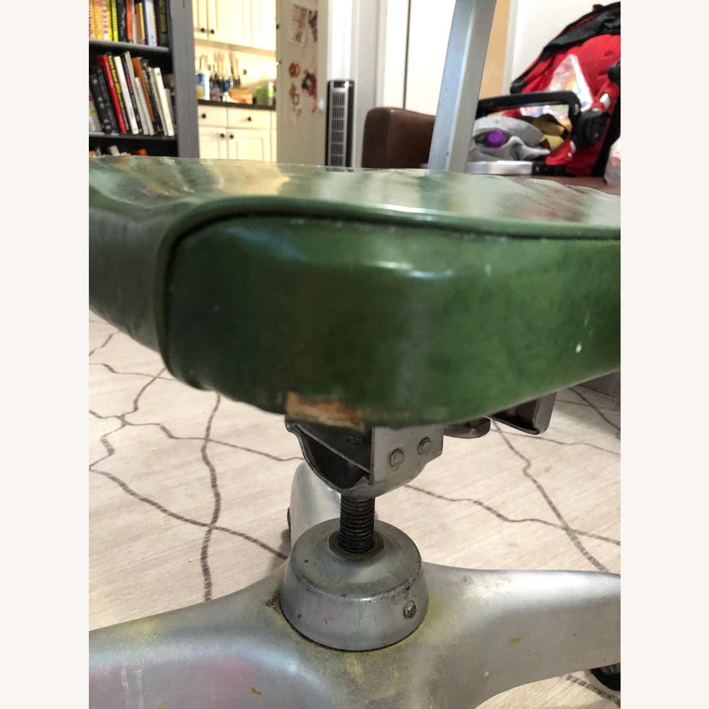 Globe-Wernicke Vintage MCM Metal Desk Chair - image-4