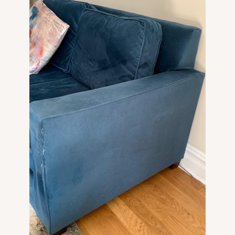 West Elm Henry Basic Twin Sleeper Sofa - image-2