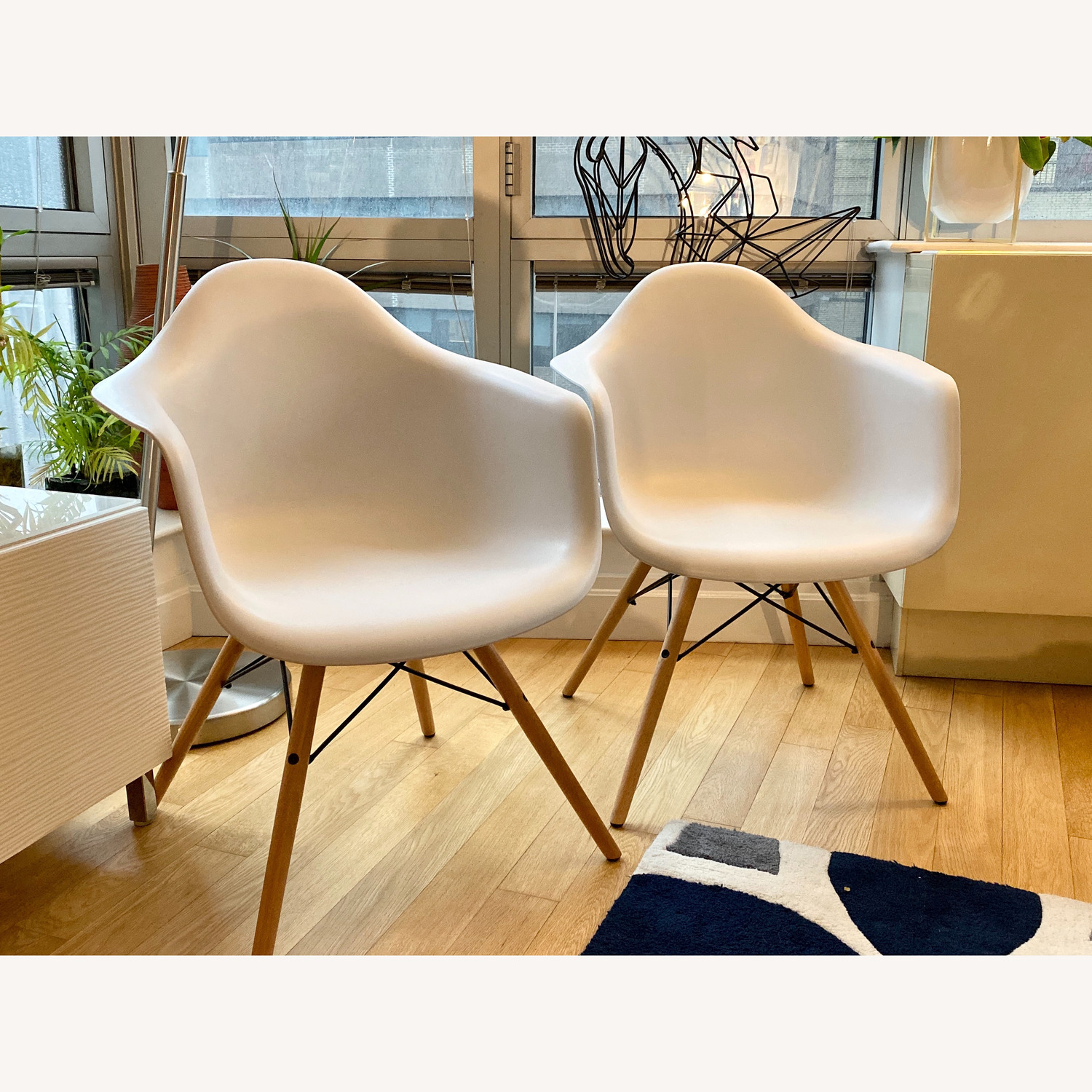 DHP Furniture Mid Century Modern Chair (Set of 2) - image-3