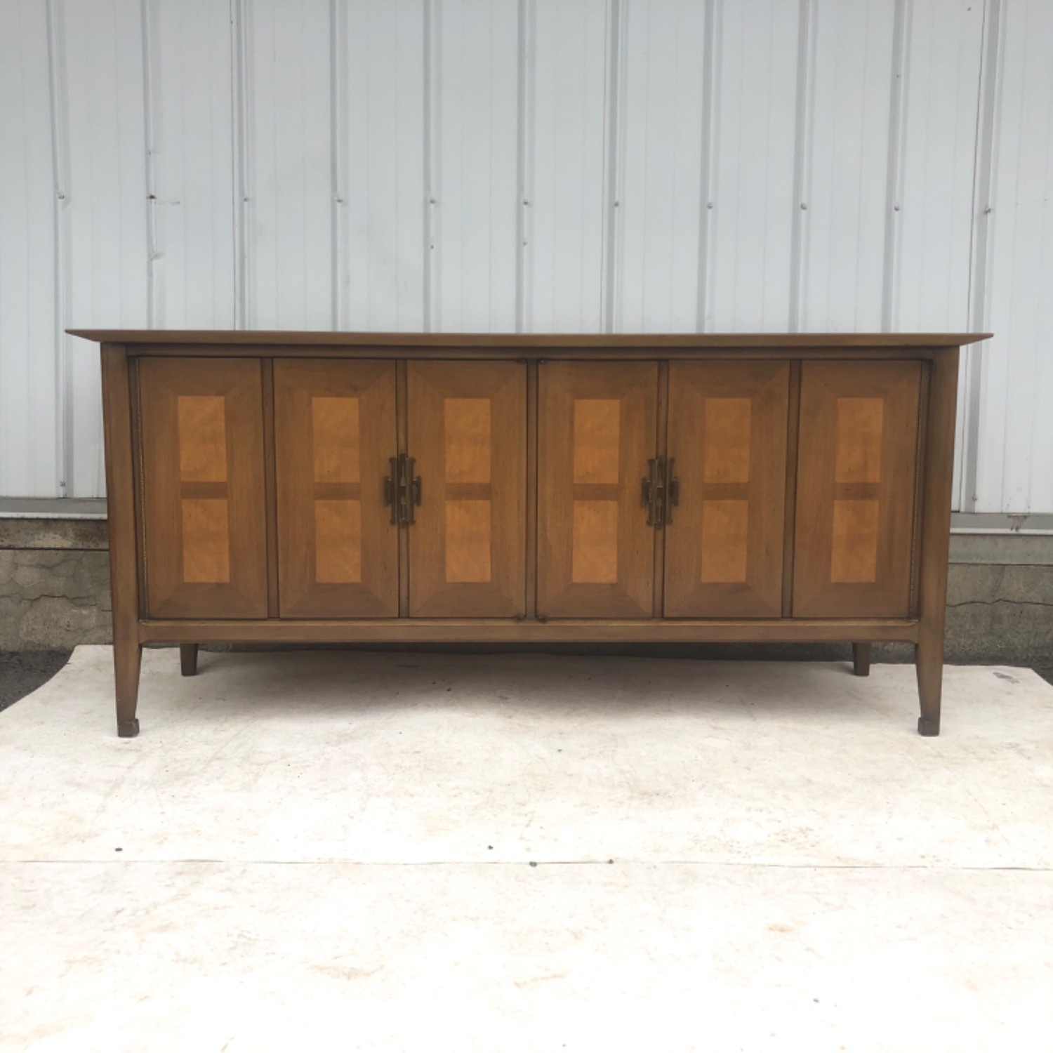 Mid-Century Bedroom Dresser by White Furniture - image-2