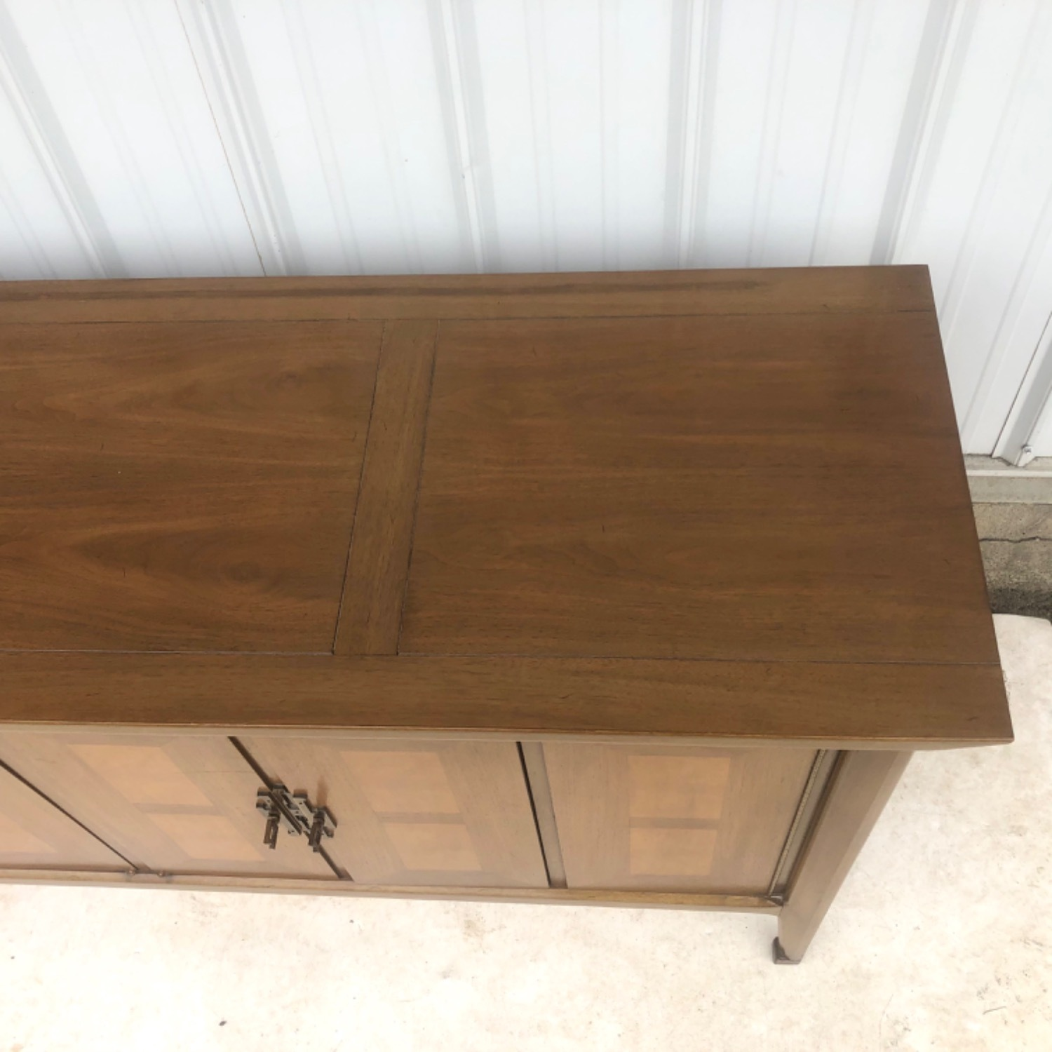 Mid-Century Bedroom Dresser by White Furniture - image-8
