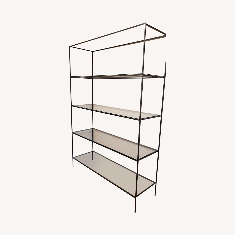 ABC Carpet & Home Synthesis 5 Tier Wide Bookshelf - image-0