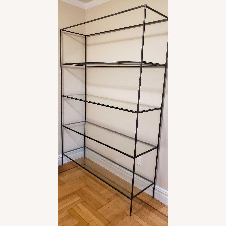 ABC Carpet & Home Synthesis 5 Tier Wide Bookshelf - image-3