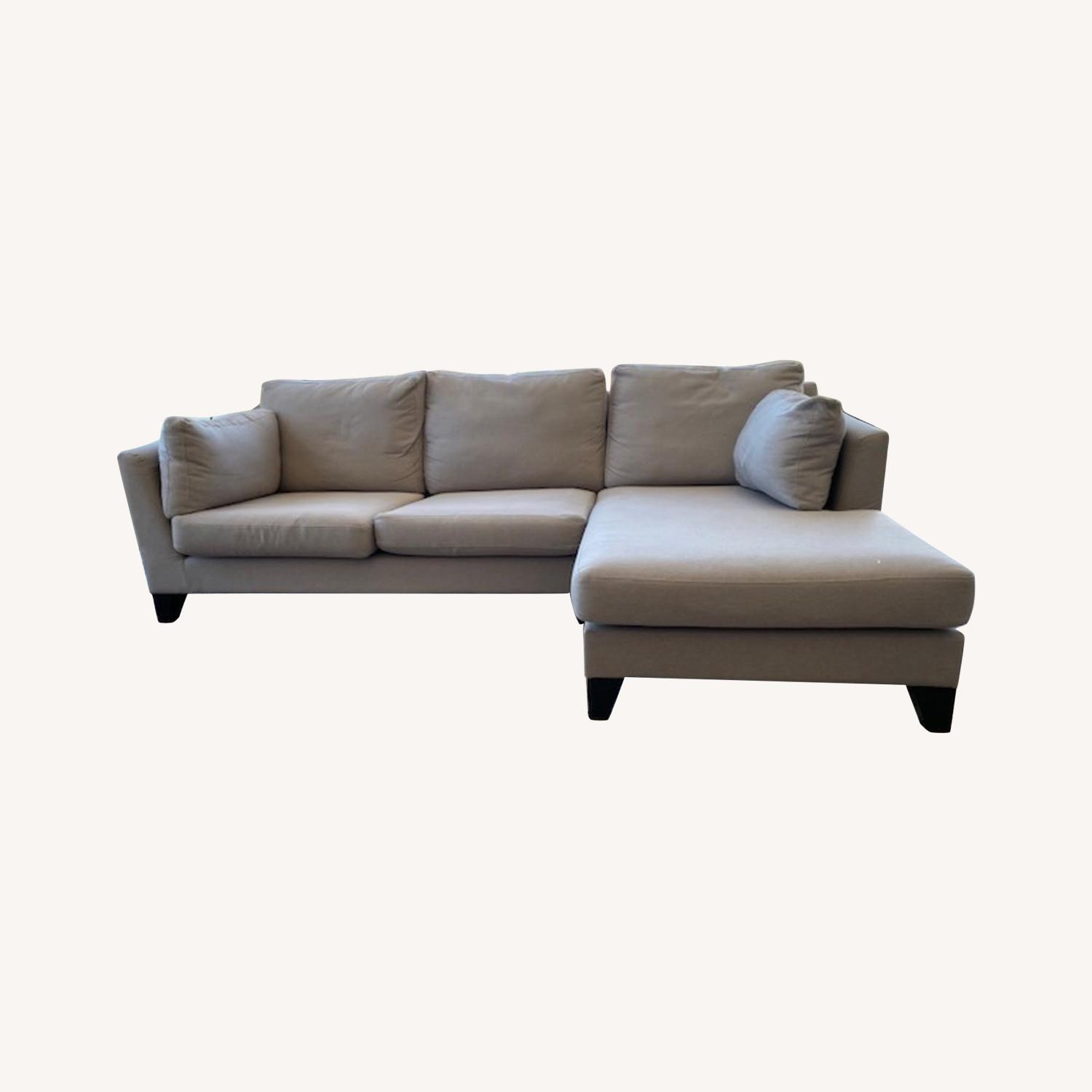 One Deko London Chaise Sectional - image-0