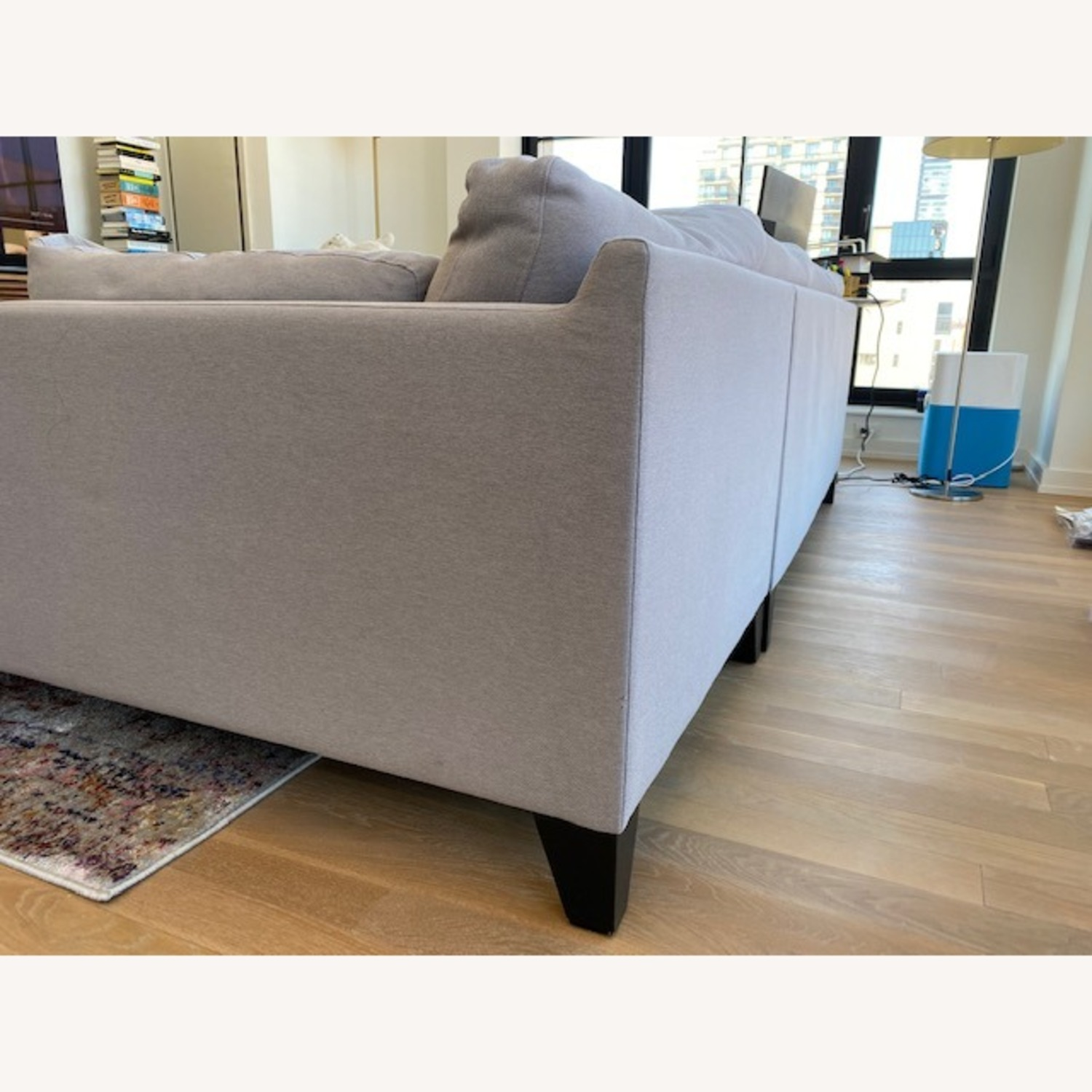 One Deko London Chaise Sectional - image-2