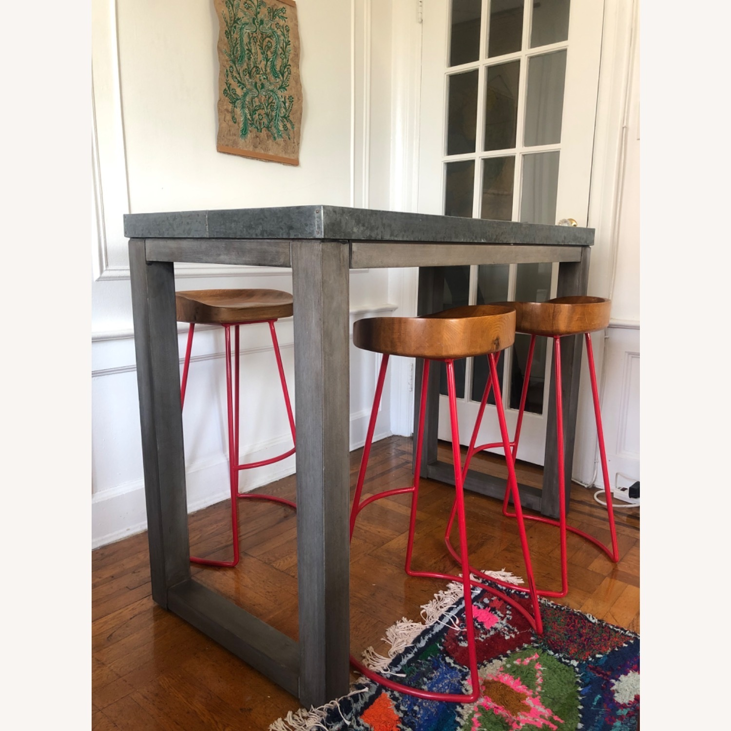 CB2 Counter Height Table - image-1