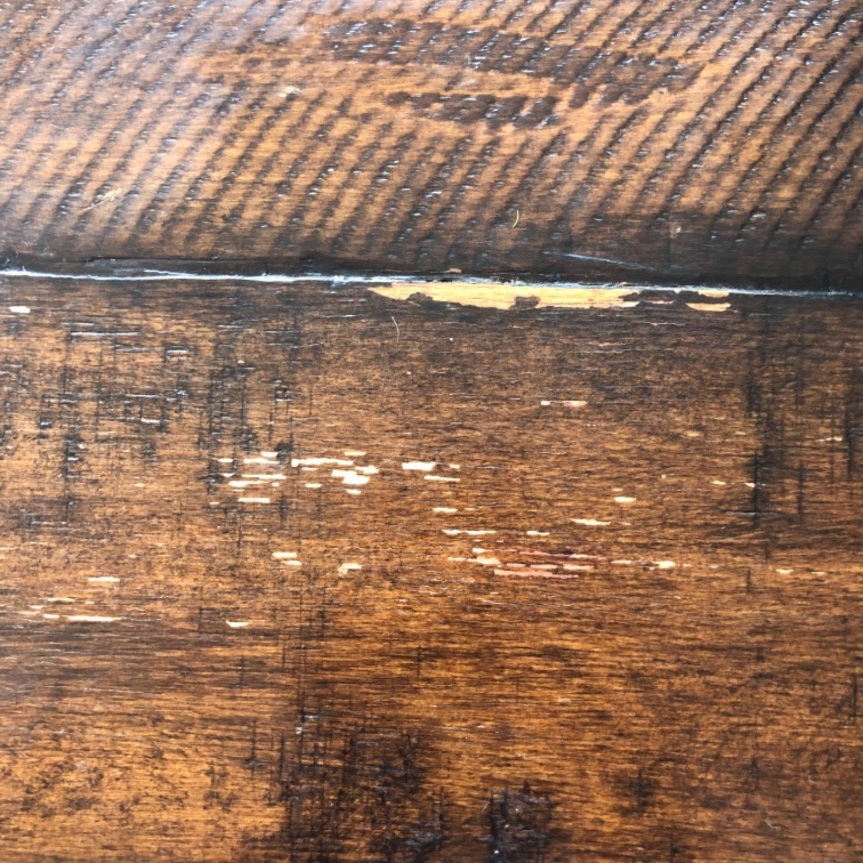 Pottery Barn Rustic Mahogany Sumner Extension Table - image-10