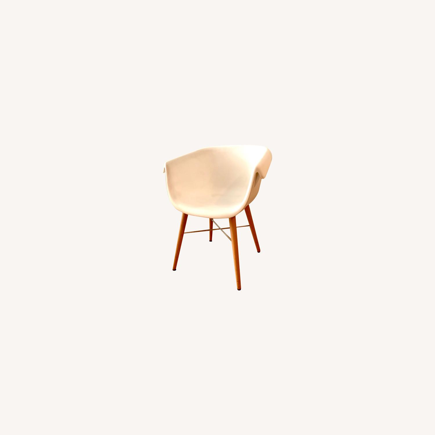 Collier Casprini Dining Chairs by Orlandini - image-0