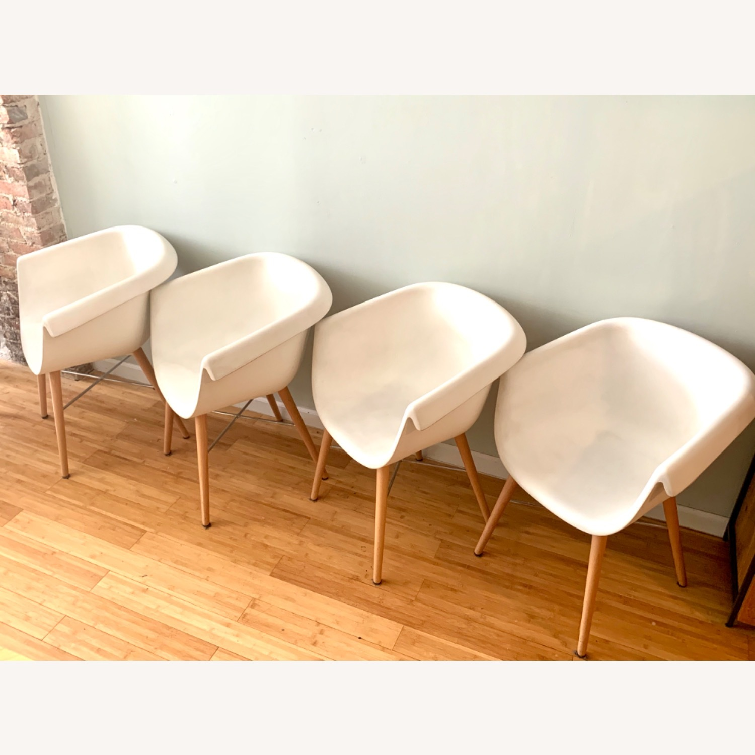 Collier Casprini Dining Chairs by Orlandini - image-1