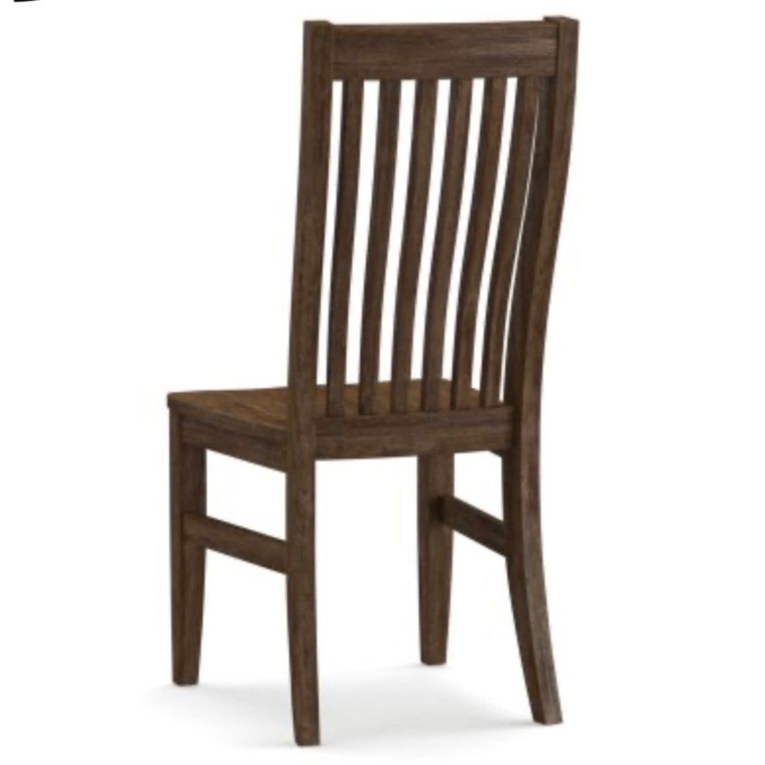 Pottery Barn Rustic Mahogany Trieste Chairs - image-2