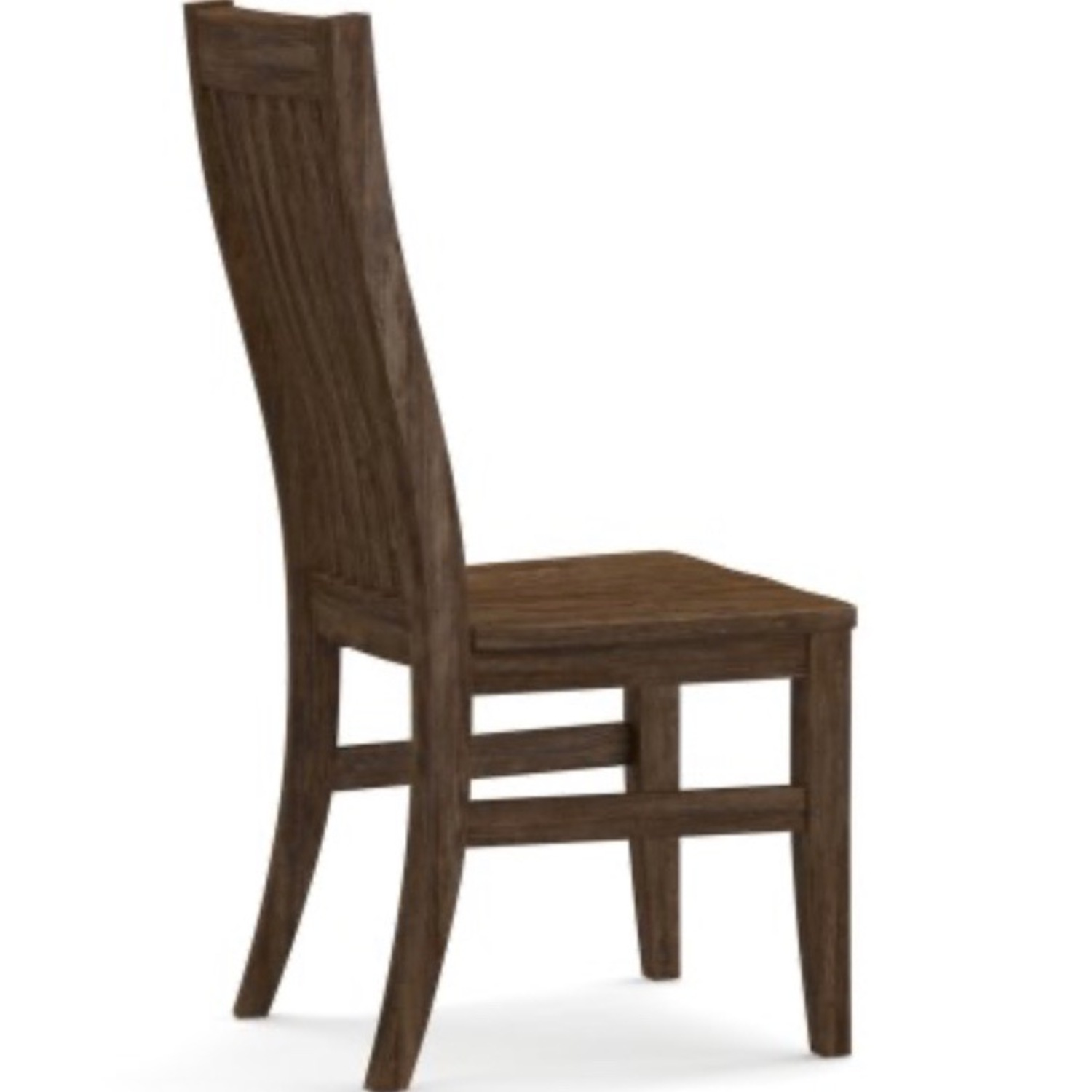 Pottery Barn Rustic Mahogany Trieste Chairs - image-3