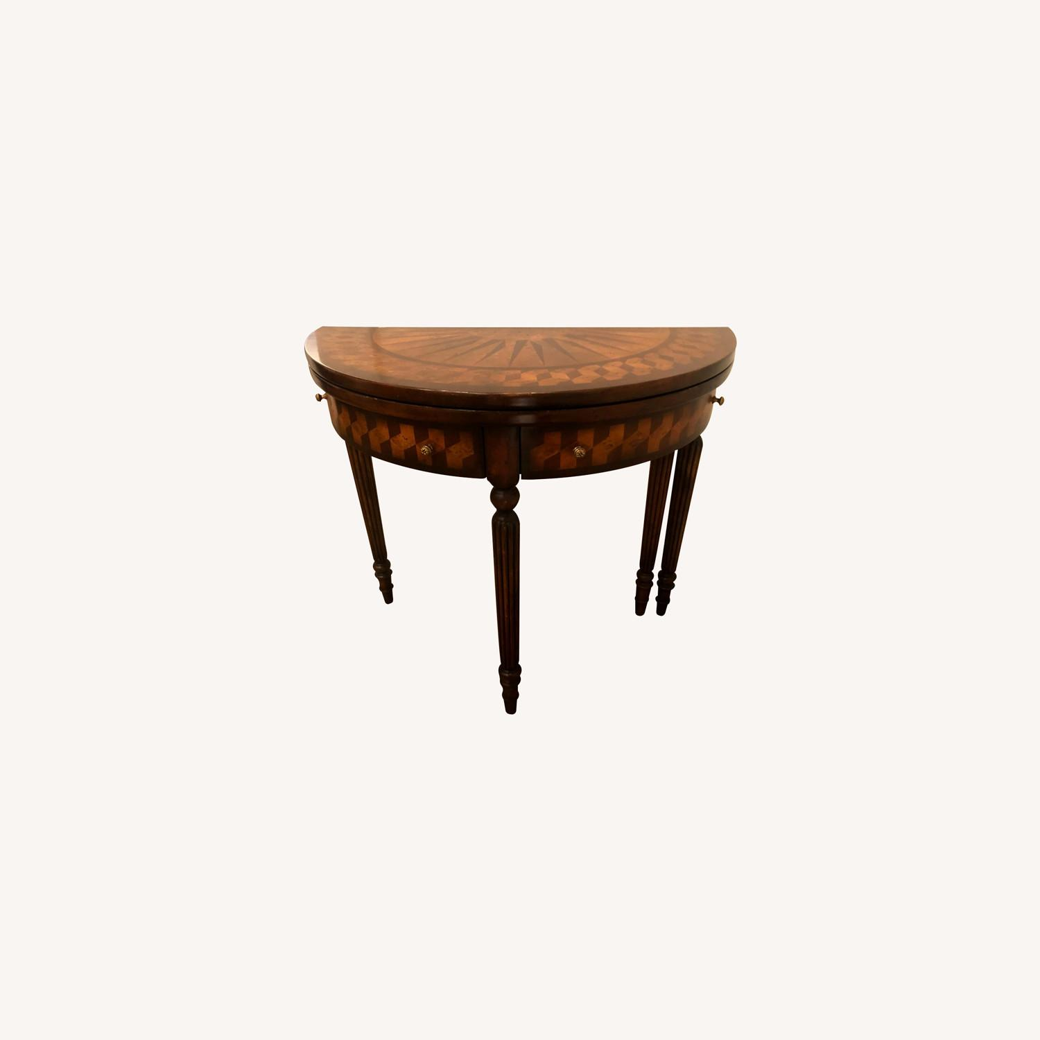 CISCO Brothers Demi-lune Table - image-0